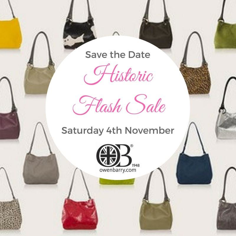 Historic FLASH SALE - Sat Nov 4th