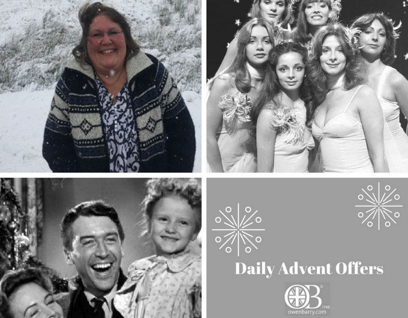 Advent, Apollo Missions, Top of the Pops & ME!