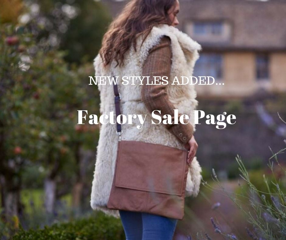 New Styles on our Factory SALE Page