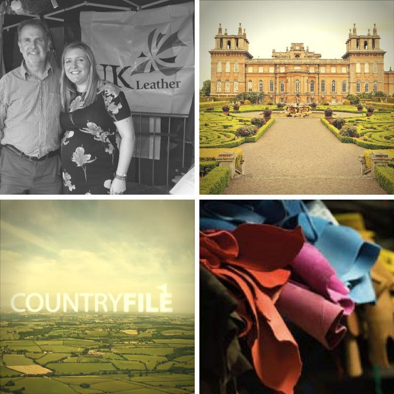 CountryFile, Blenheim Palace & My Ethics...