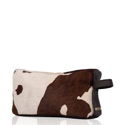 Cowhide Wedge Doorstop