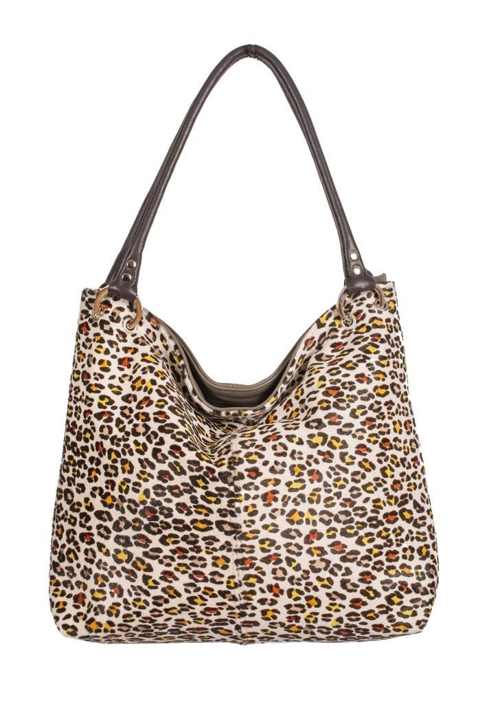 Cowhide Shoulder Bag Circus - Coxley