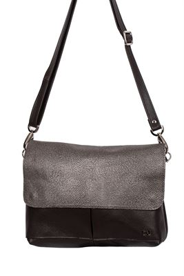 Leather Crossbody Bag Stingray - Dales