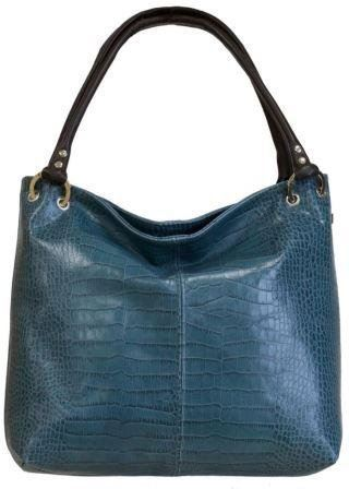 Leather Shoulder Bag - Coxley