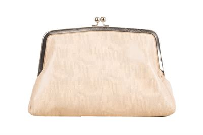 Leather Clutch Bag - Somer
