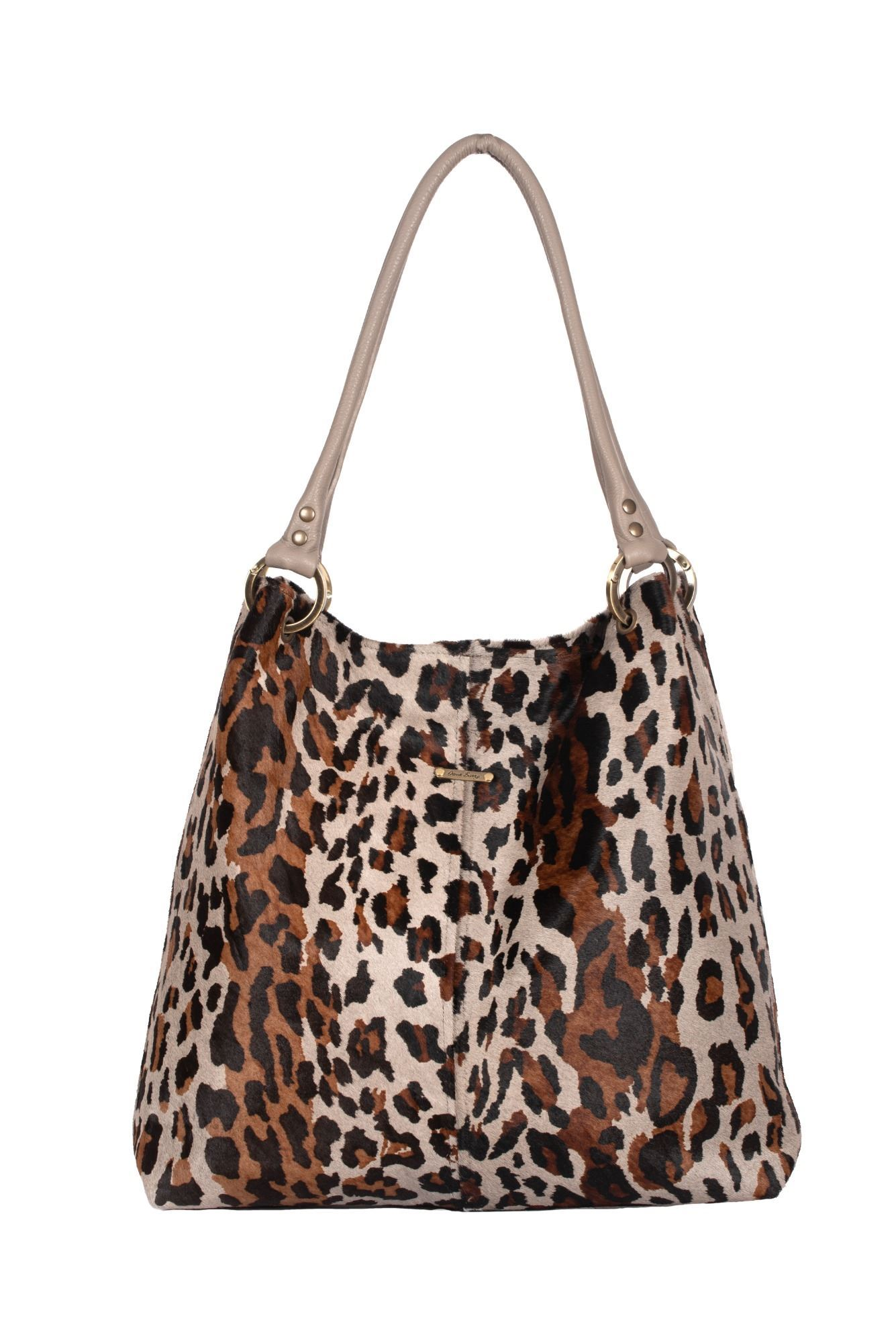 Cowhide Shoulder Bag 70th Collection - Dudley