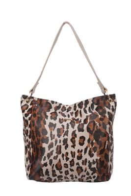 Cowhide Shoulder Bag 70th Collection - Hesta