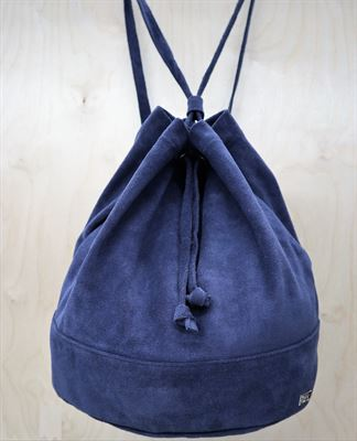 Suede Backpack Bag Ocean - Peru