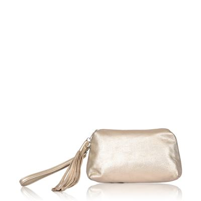 Leather Clutch/Handbag Tidy - Tigres