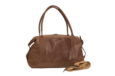 Leather Holdall - Grip