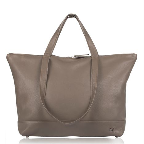Leather Tote Bag - Grace