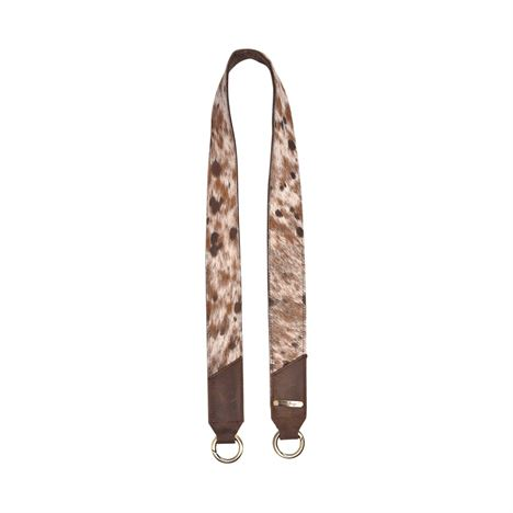 Cowhide Guitar Strap Long