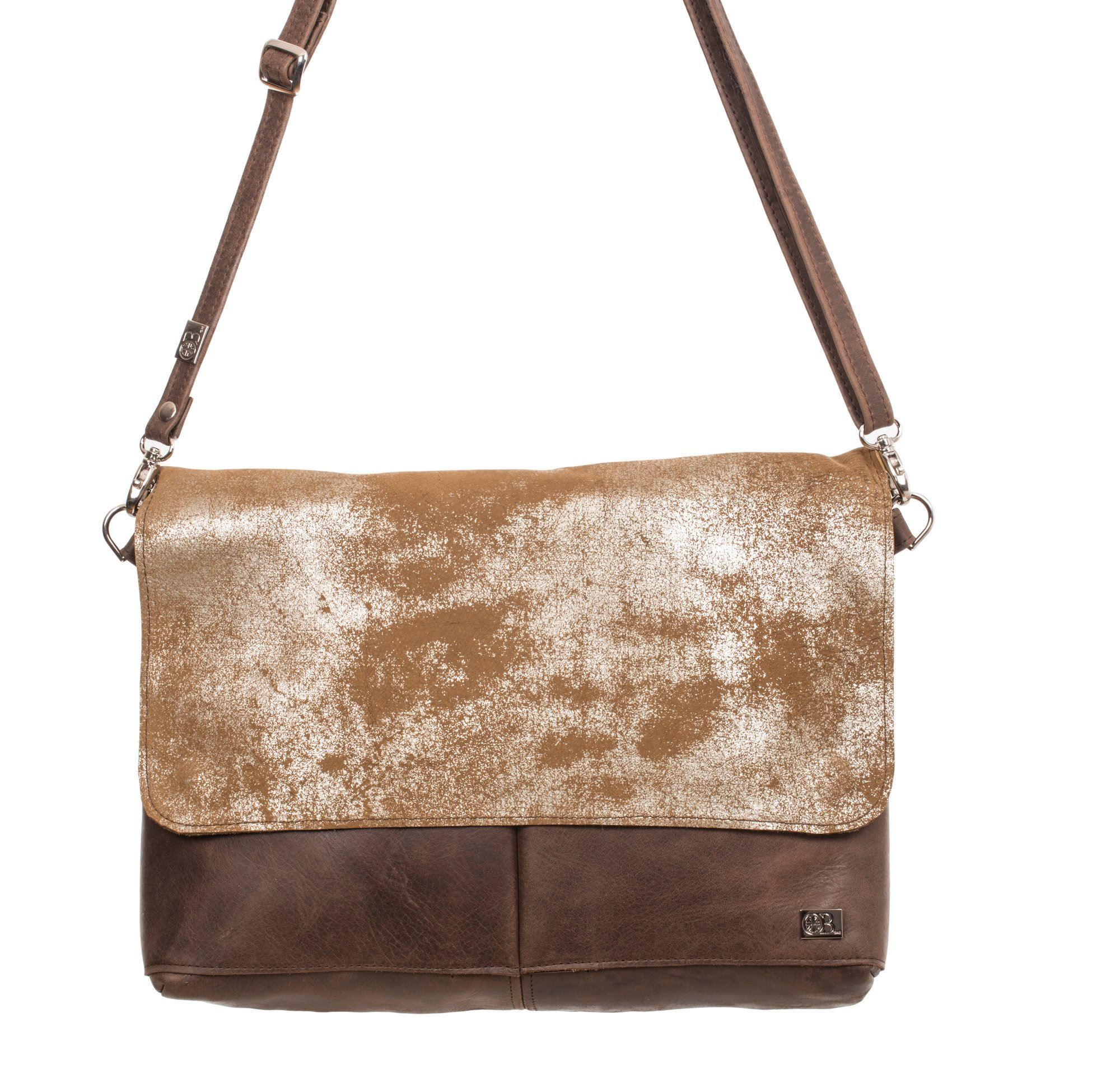 Leather Crossbody Bag - Dales