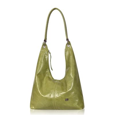 Leather Shoulder Bag Granny Smith Second- Howlett