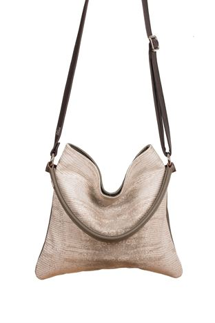 Leather Crossbody/Shoulder Bag - Iggy