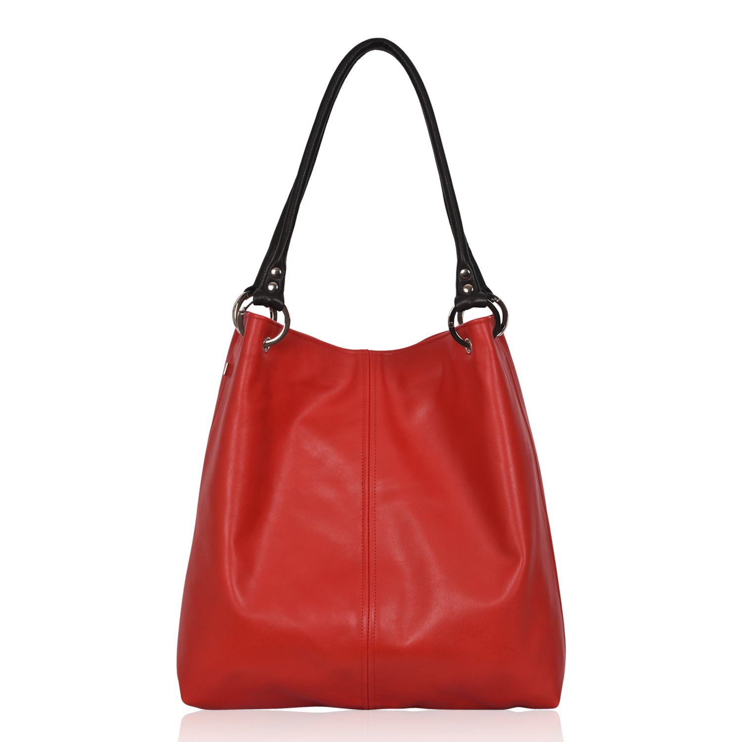 Leather Shoulder Bag - Dudley