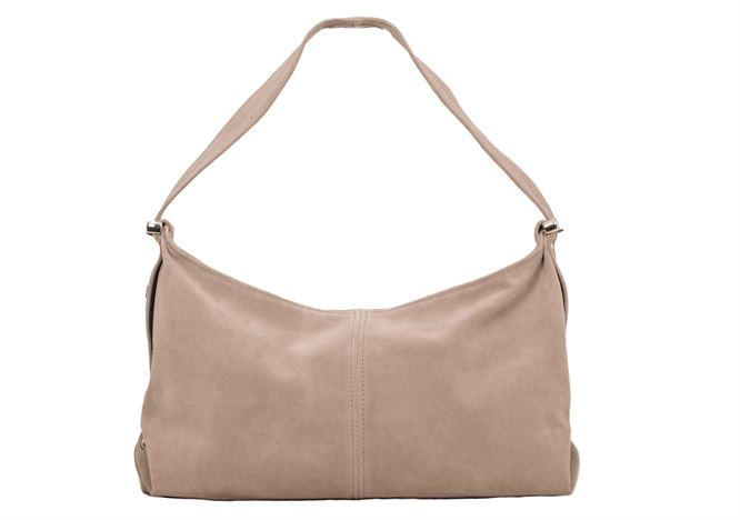 Suede Shoulder Bag - Tilly