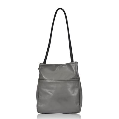 Leather Crossbody/Shoulder Bag - Jamie