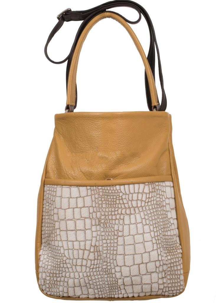 Leather Crossbody/Shoulder Bag - Jools