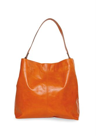 Leather Shoulder Bag - Dillie