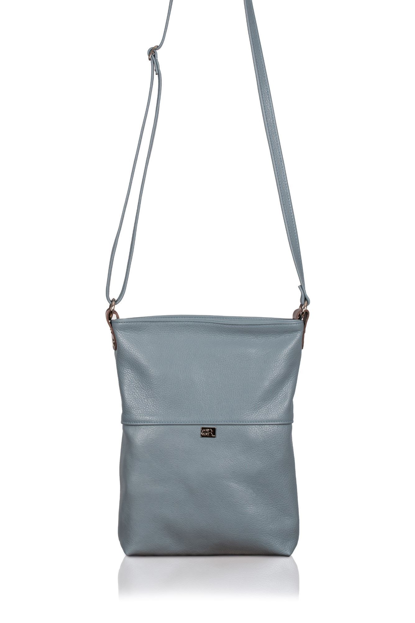 Leather Crossbody Bag - Ronson