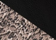 Cowhide Clutch Purse Bengal - Bambi