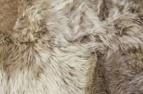 Luxe Sheepskin Rug Single Taupe