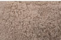 Swedish Sheepskin Rug Double Moonlight