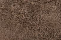 Swedish Sheepskin Rug Single Taupe