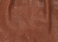 Leather Tote/Shoulder Bag Tan - Morgan