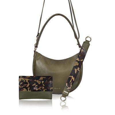Christmas Combo Deal Leather - Olive