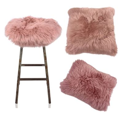 Christmas Combo Deal Sheepskin - Rose
