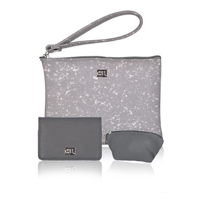 Christmas Combo Deal Leather - Grigio