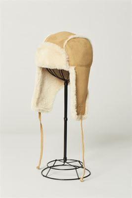 Aurora Sheepskin Hat