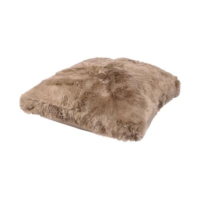 Sheepskin Floor Cushion Luxe