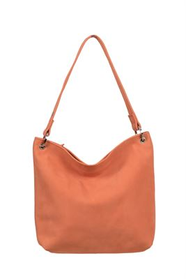 Shoulder Leather Bag - Hesta