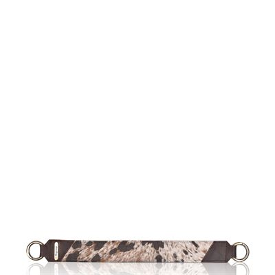 Cowhide Short Guitar Strap
