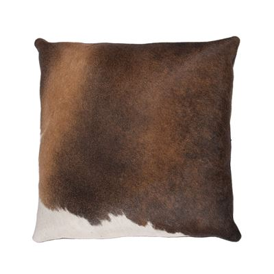 Cowhide Cushion 40x40cm