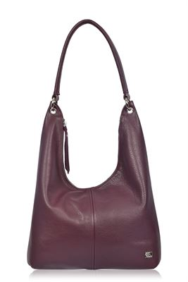Leather Shoulder Bag - Howlett