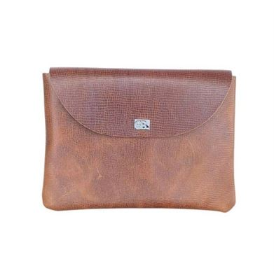 Leather Clutch Purse Tan - Nettle