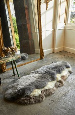 Luxe Sheepskin Rug - Double