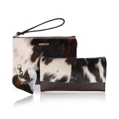 Christmas Combo Deal Cowhide - Tricolour