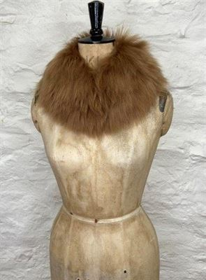 Sheepskin Caramel - Collar