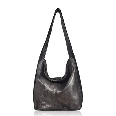 Leather Shoulder Bag Rock - Gable