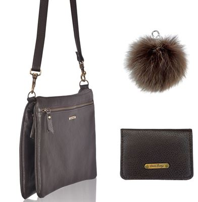 Christmas Combo Deal Leather - Brown