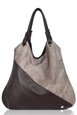 Cowhide Shoulder Bag Martini Duel - Boss