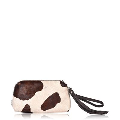 Cowhide Clutch/Handbag Tidy - Tigres