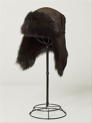 Sheepskin Toscana Trapper Hat - Anna