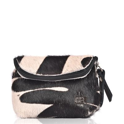 Cowhide Purse - Penny