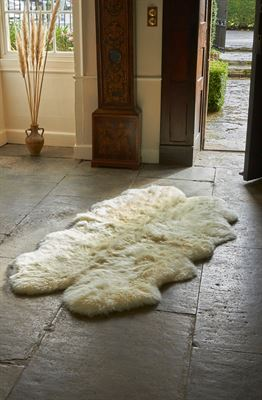 Luxe Sheepskin Rug - Quad
